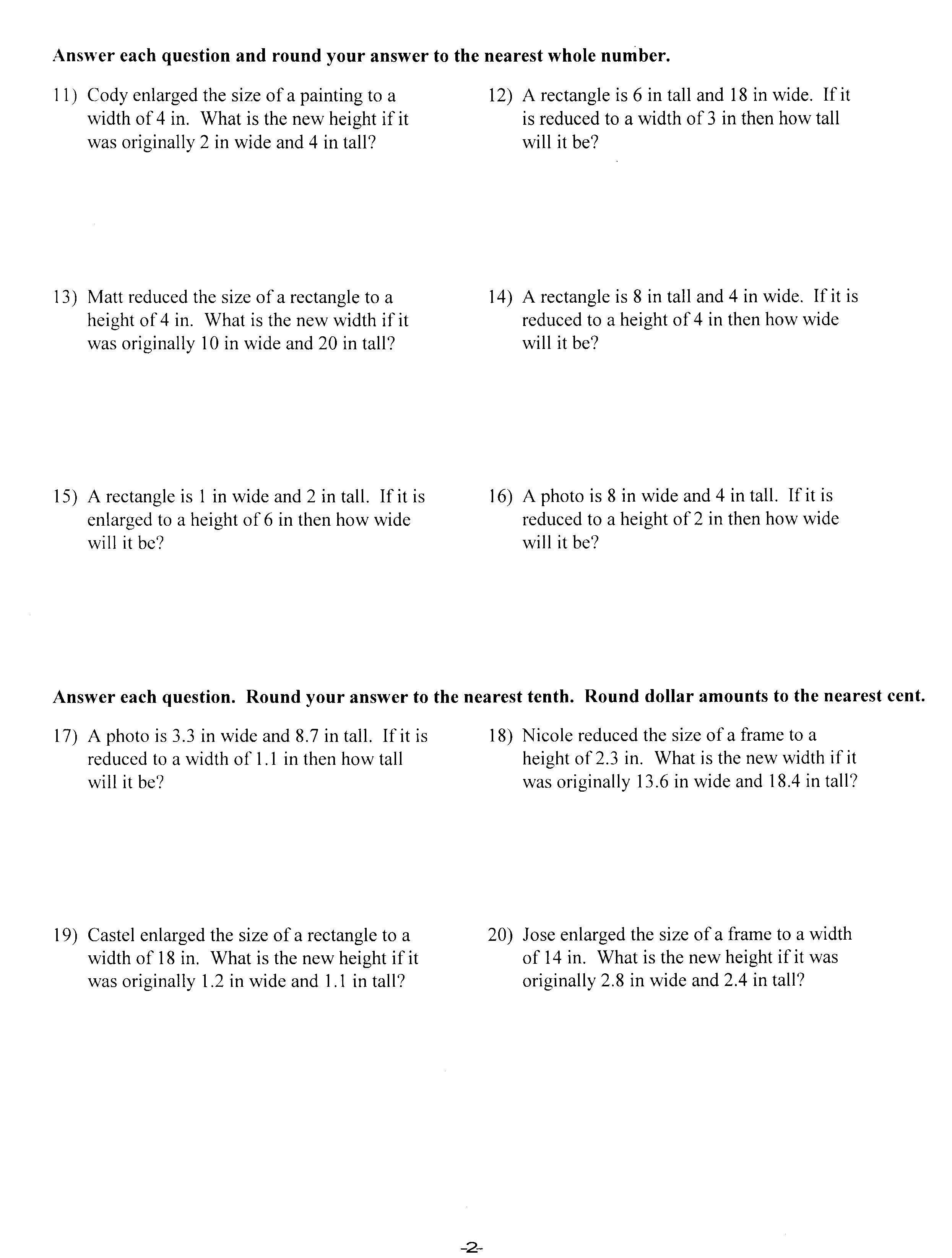 Problems Worksheets In Addition How To Do Percentage Word Problems ...