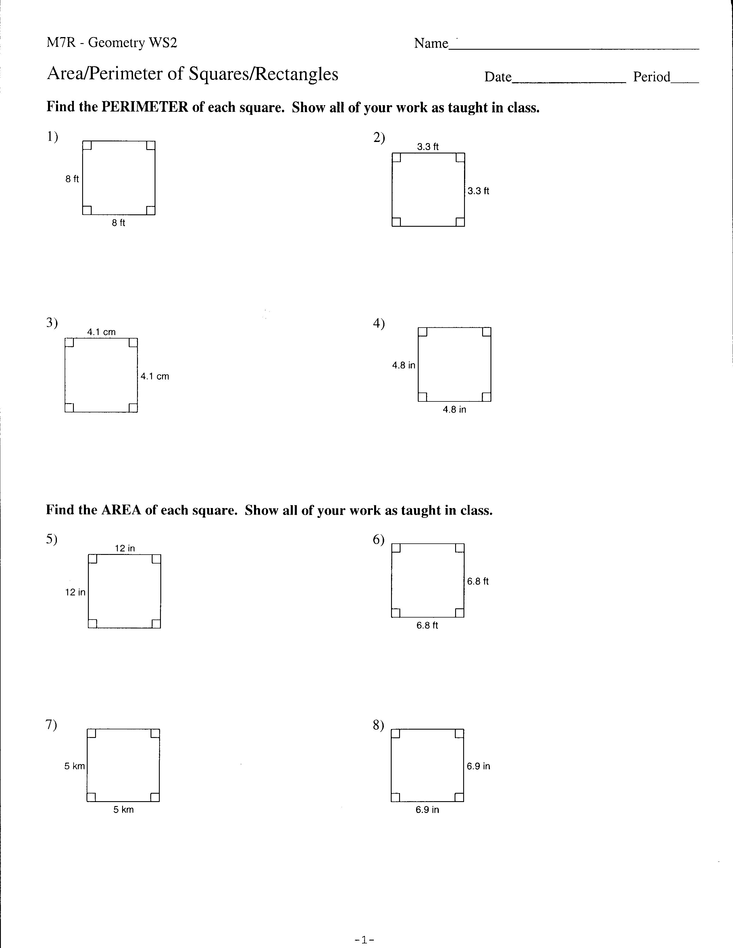 Worksheets 9th Grade Worksheets geometry 9th grade worksheets for practice and study
